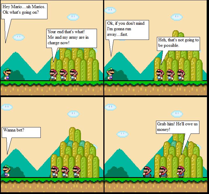 Chapter 2 - Super Mario Mario Mario Super Page